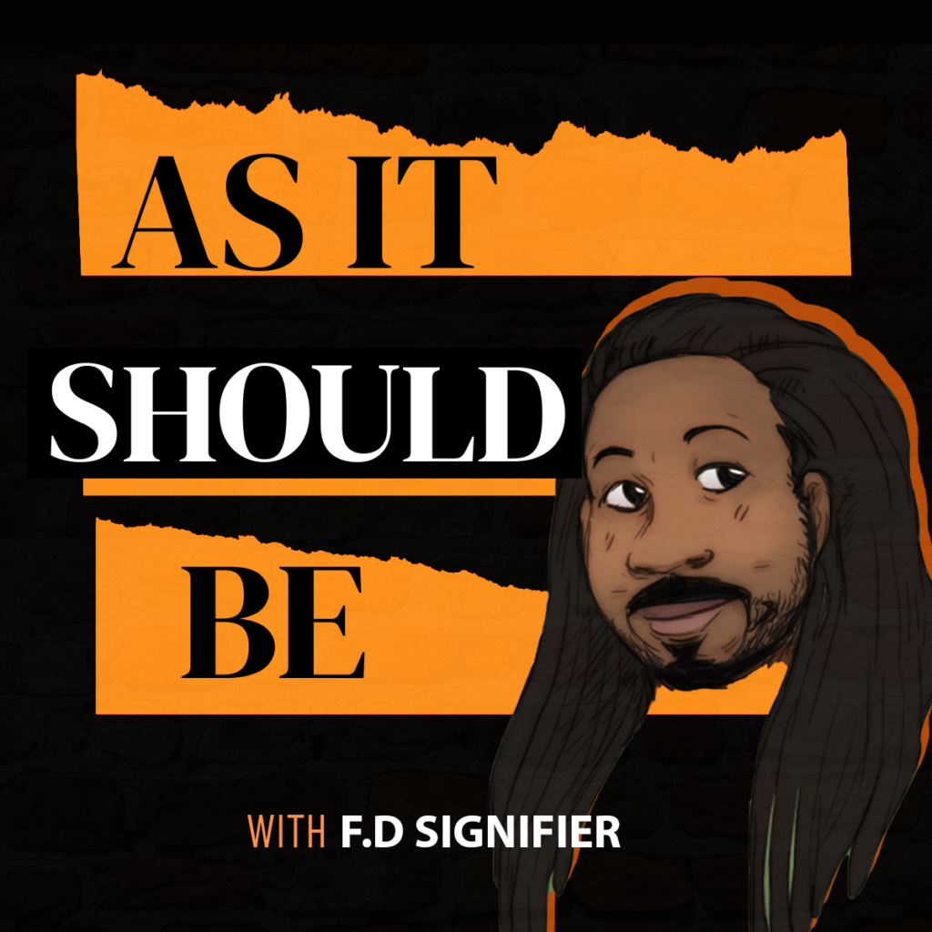 cover of as it should be podcast episode 17